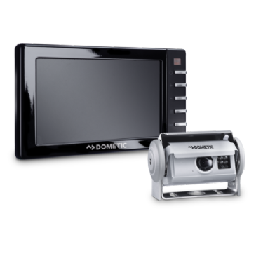 DOMETIC PERFECTVIEW RVS 580 REAR VIEW SYSTEM